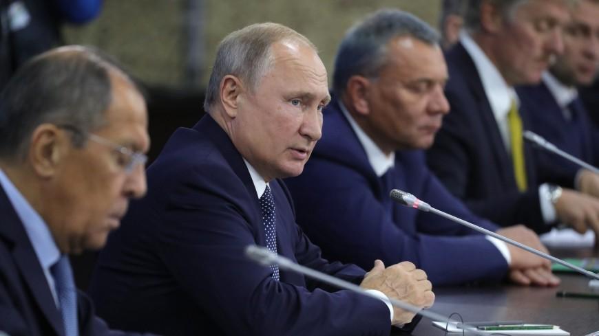 Путин: Переговоры по обмену задержанными с Украиной близки к финалу