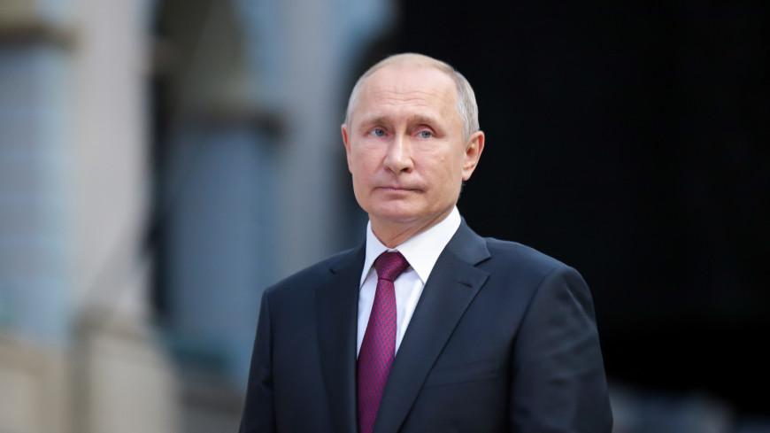 Vladimir Putin, Putin, Prezidan Federasyon Larisi