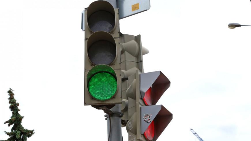 Москвичи смогут пожаловаться на светофоры с помощью QR-кодов