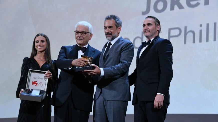 Названы победители Венецианского кинофестиваля