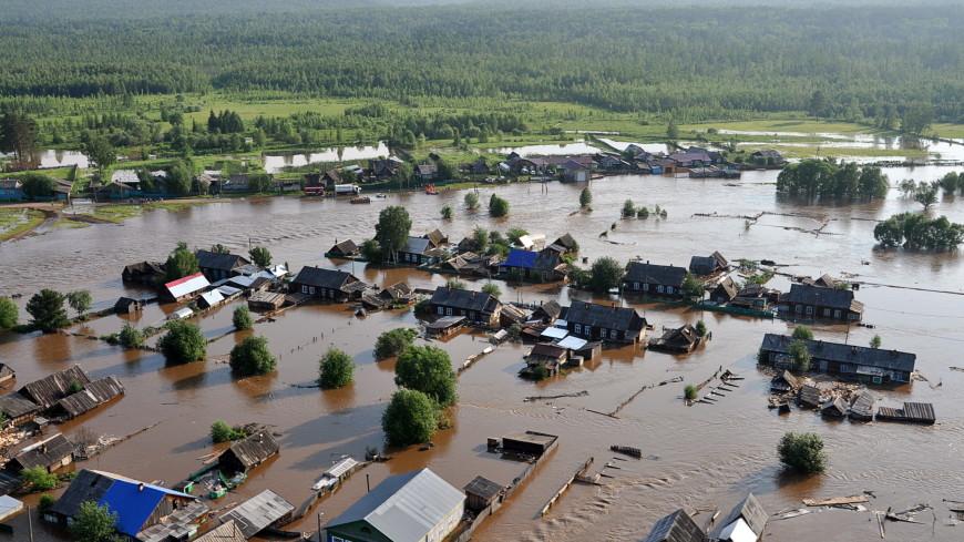 На ликвидацию последствий паводков в Приангарье выделили 18 млрд рублей