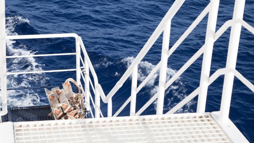 Попавшие в плен у Камеруна российские моряки освобождены