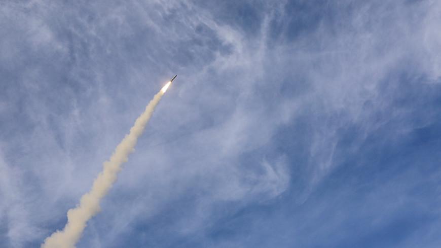 """Фото: """"Министерство обороны РФ"""":http://mil.ru/, ракета"""