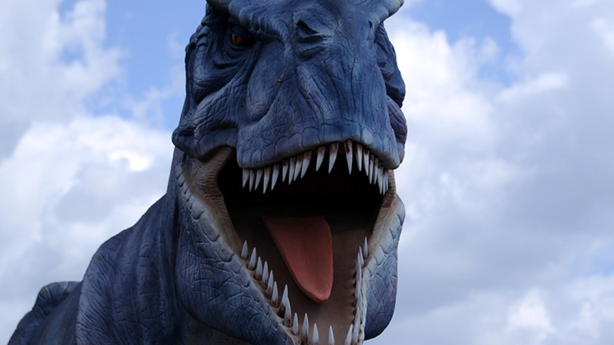 "Фото: Виталий Залесский, ""«МИР 24»"":http://mir24.tv/, динозавр"