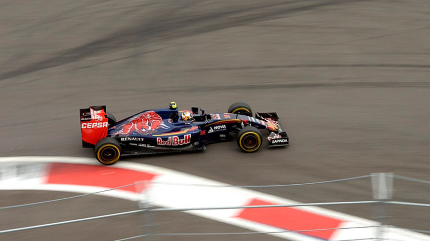 Первая практика Гран-при России «Формулы-1»: первый Леклер, Квят только 19-й