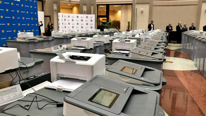 ЦИК: В Мосгордуме нового созыва больше всего мест будет у самовыдвиженцев
