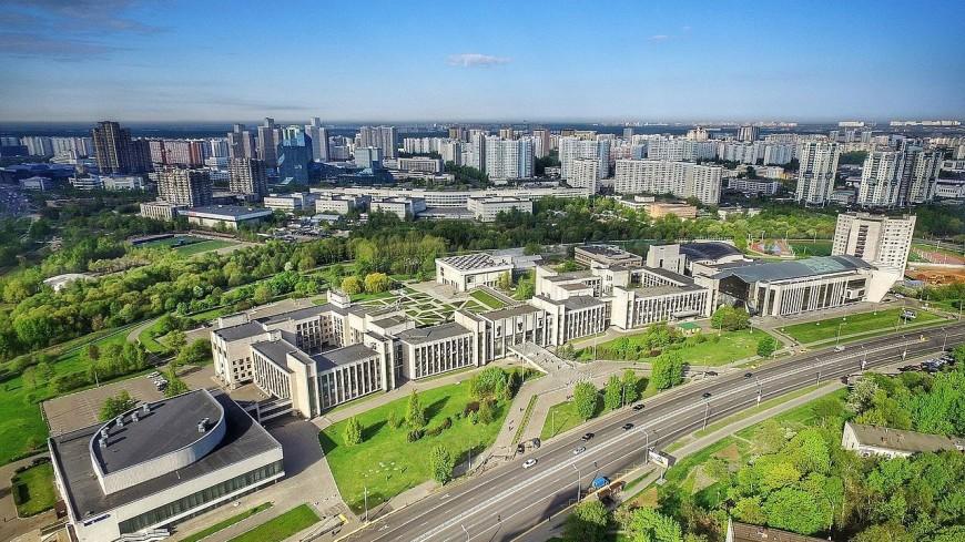 На территории МГИМО откроют памятник писателю Льву Толстому