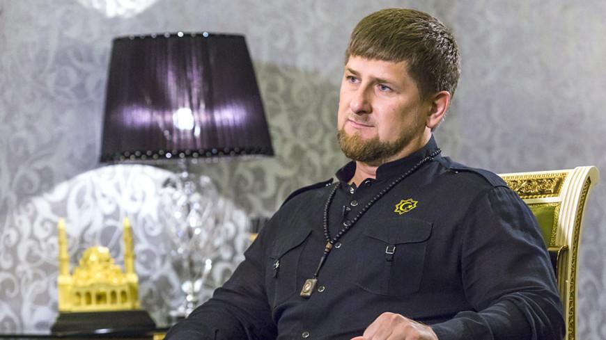 Кадыров: Пожар в торговом центре в Грозном потушен