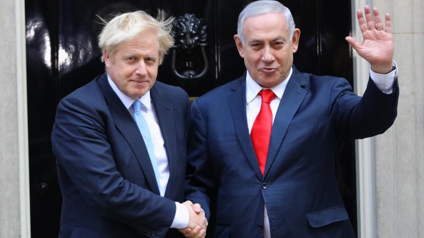 Запутался в Борисах: Нетаньяху назвал Джонсона Ельциным