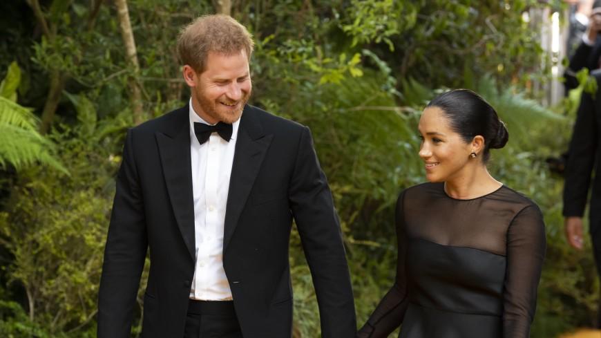 Герцоги Сассекские отправились в Рим на свадьбу друзей