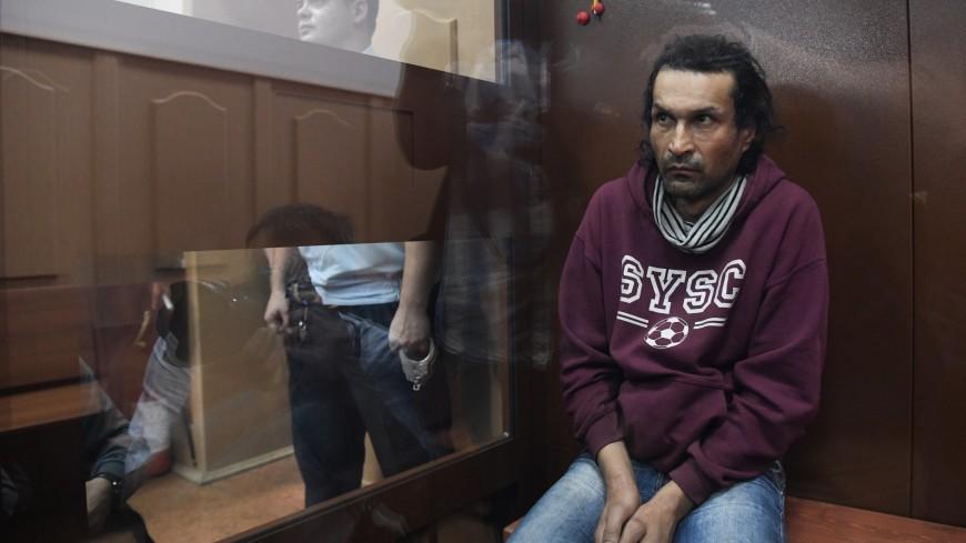 Суд арестовал напавшего на Памфилову на два месяца