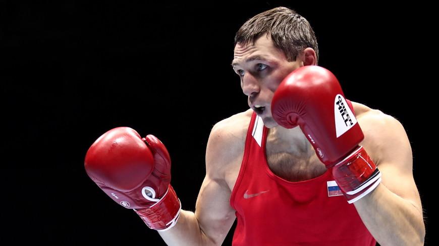 Боксер Замковой стал чемпионом мира в весе до 69 кг