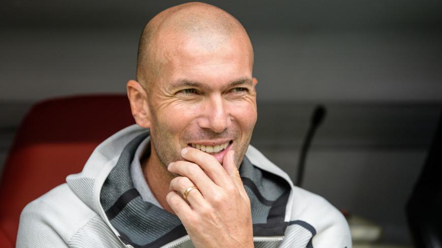 Клуб «Реал» заплатит 80 миллионов евро за увольнение Зидана