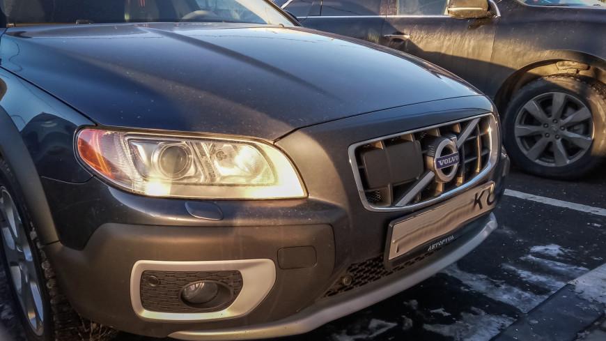 Volvo выпустит свой первый электромобиль
