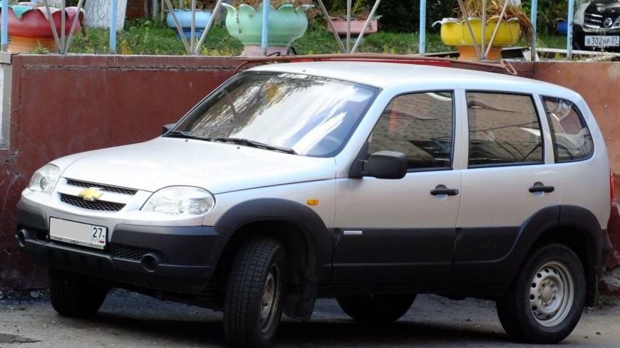 Производство Chevrolet Niva возобновлено после недели простоя
