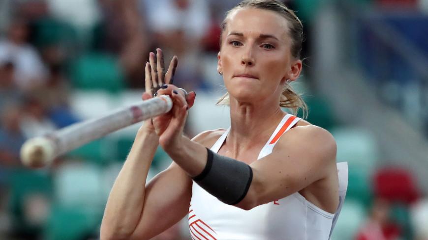 Россиянка Сидорова стала первой на ЧМ по легкой атлетике