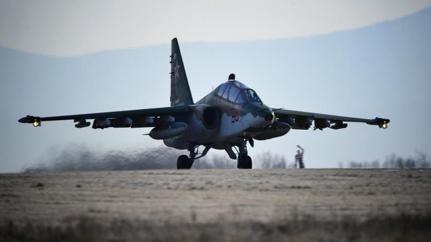 На месте крушения штурмовика Су-25УБ в Ставрополье нашли «черные ящики»