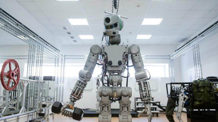 Робот Федор вернулся на Землю