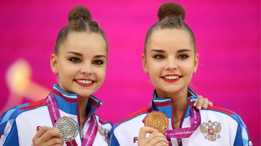 Сестры Аверины завоевали две олимпийские лицензии на чемпионате мира