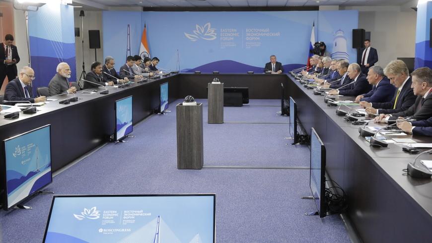 Россия и Индия прорабатывают продление программы ВТС на 10 лет