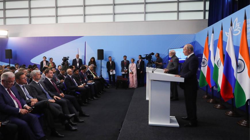 Россия и Индия договорились к 2025 году довести товарооборот до $30 млрд