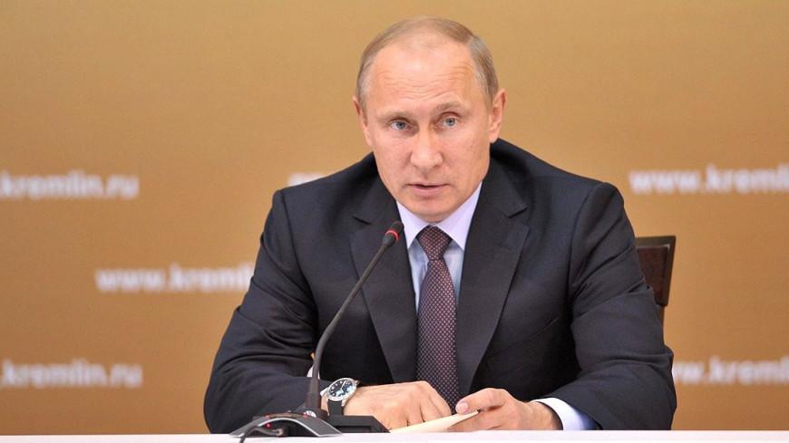 Путин призвал организации российского ОПК стремиться выходить на внешний рынок