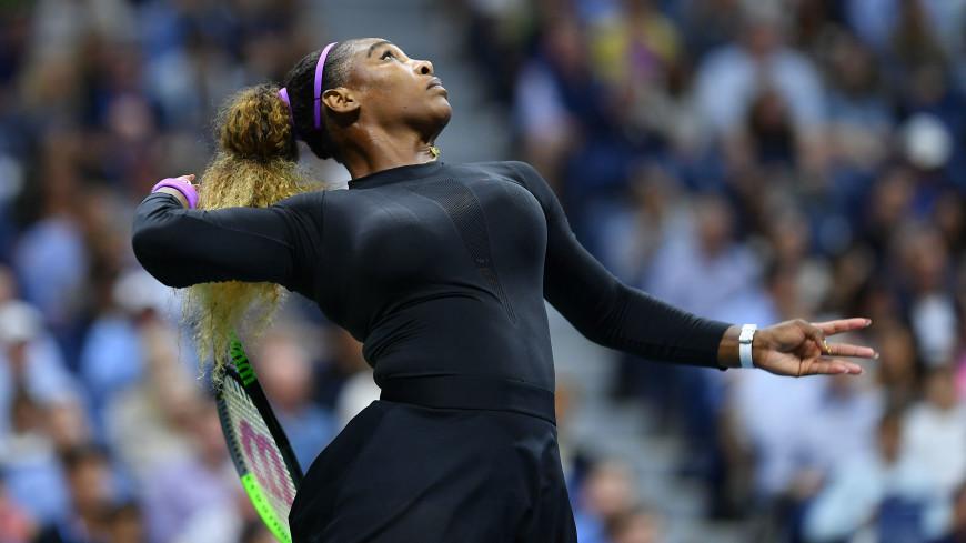 Серена Уильямс вышла в четвертьфинал турнира US Open