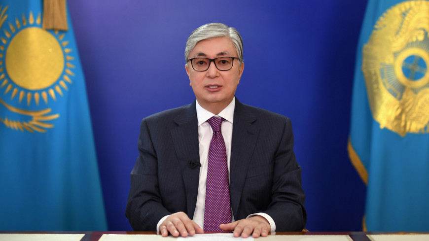 Президент Республики Казахстан Касым-Жомарт Токаев