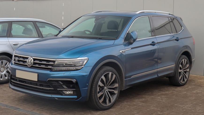 Volkswagen представил «зимнюю» версию Tiguan