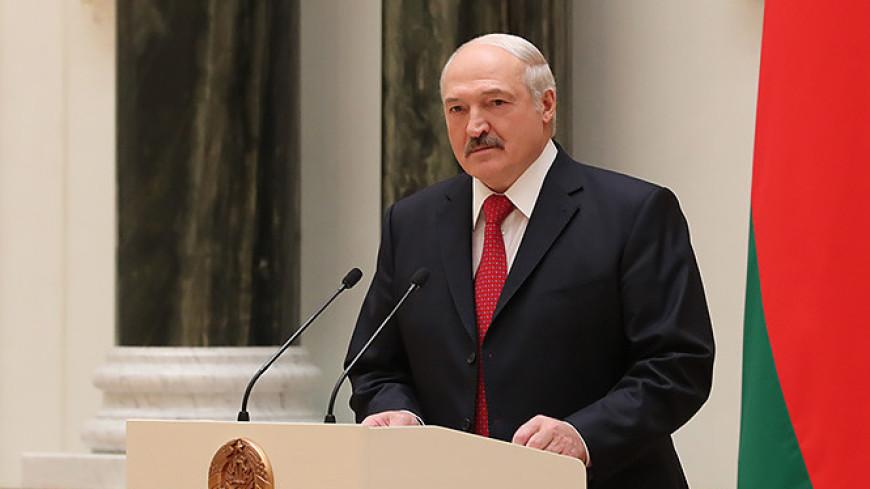 Лукашенко заявил о намерении укреплять суверенитет Беларуси