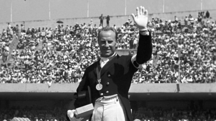 Умер двукратный олимпийский чемпион по конному спорту Иван Кизимов