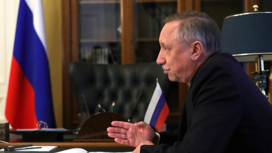 Беглов лидирует на выборах губернатора Петербурга с более 83% голосов
