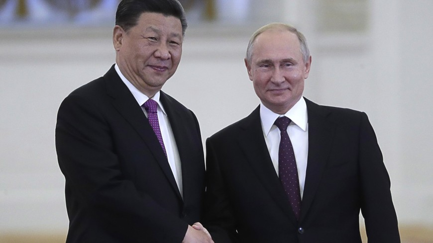 Замглавы МИД Китая рассказал о крепкой дружбе Путина с Си Цзиньпином