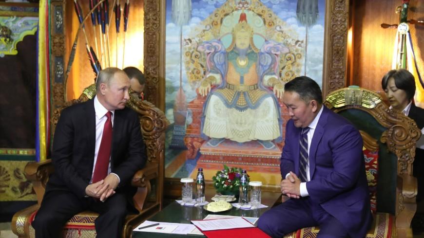 Баттулга прибудет в Москву на торжества в честь 75-летия Победы