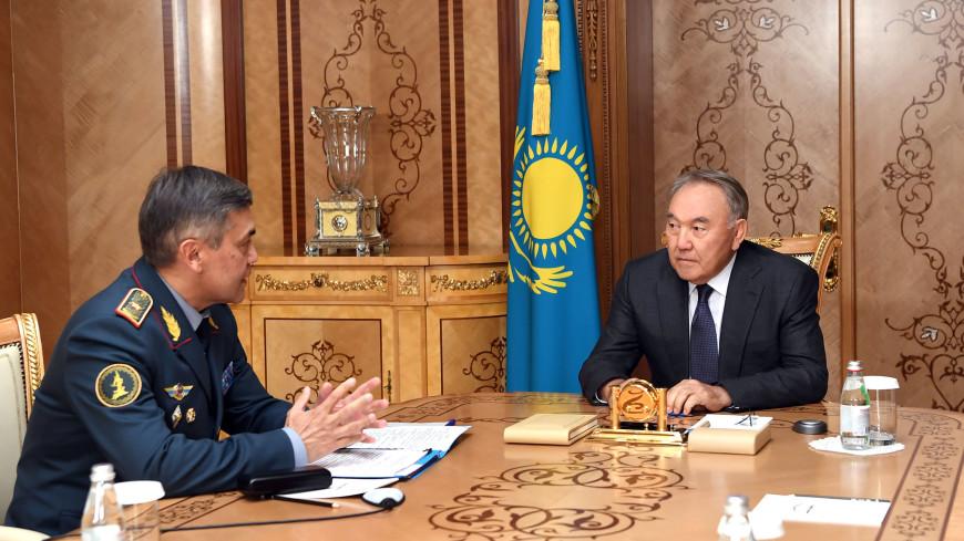 Назарбаев поручил провести в Казахстане военный парад в честь 75-летия Победы