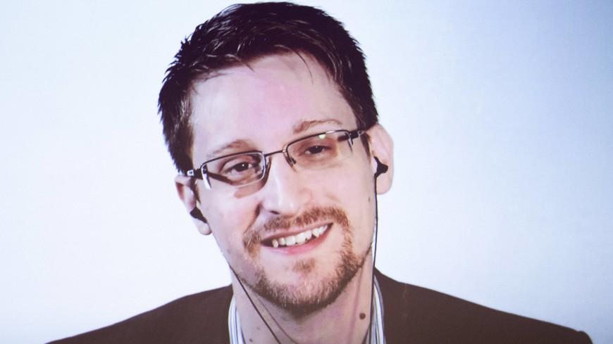 Секретное дело агента Сноудена