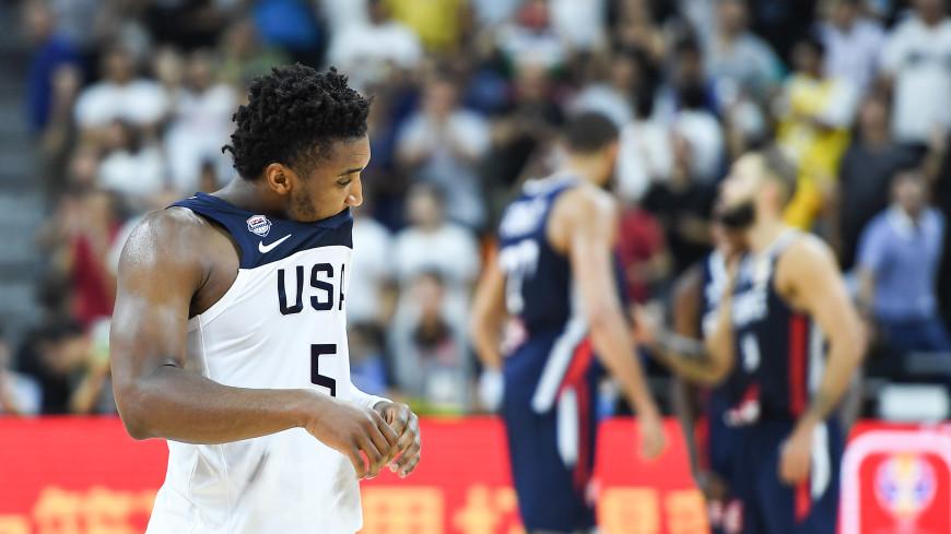 Баскетболисты сборной США впервые за 17 лет остались без медалей на ЧМ