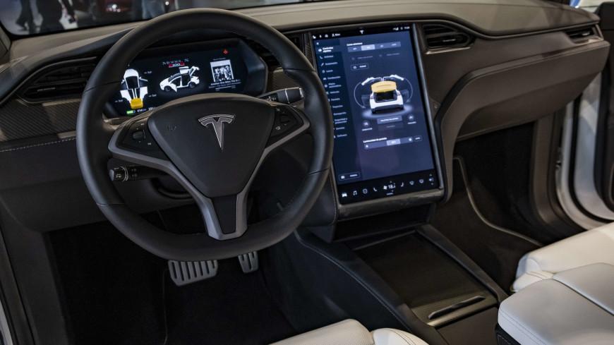 Американец уснул за рулем Tesla на скорости почти 100 км/ч