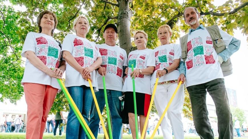 Участники «Московского долголетия» установили восемь мировых рекордов