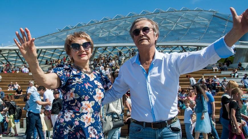 Концерты и мастер-классы: в московских парках отметят День пожилого человека