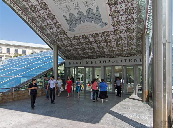 В Баку закроют метро до 20 апреля