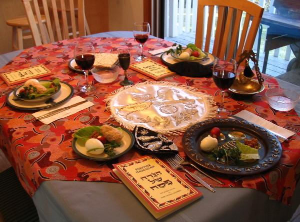 Песах на карантине: иудеи отмечают праздник в режиме изоляции