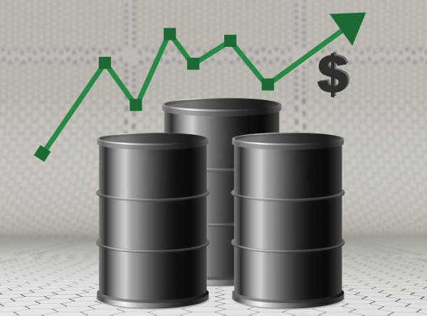 Взлет цены нефти на уровень более $36 поднял индекс Мосбиржи выше 2700 пунктов
