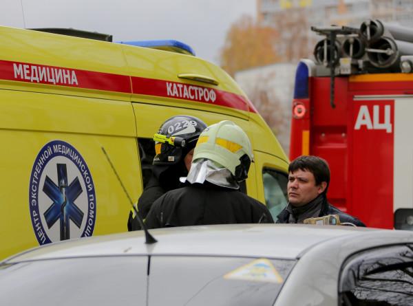При взрыве газа в Орехово-Зуеве один человек погиб, четверо пострадали
