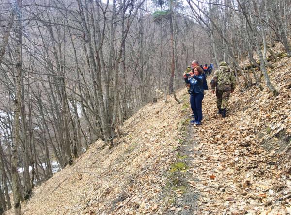 Китайские туристы после карантина тысячами устремились в горы