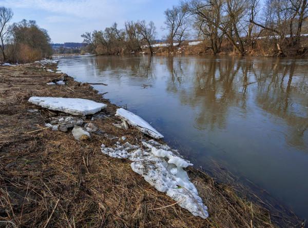 Список российских рек с самыми веселыми названиями составили эксперты