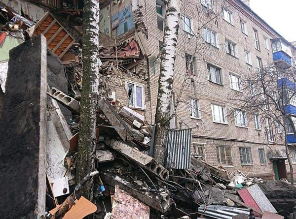 Глава МЧС вылетел к месту взрыва газ в Орехово-Зуеве