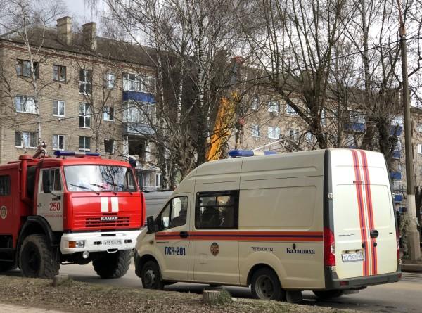 Число пострадавших при взрыве газа в пятиэтажке в Орехово-Зуеве выросло до 10