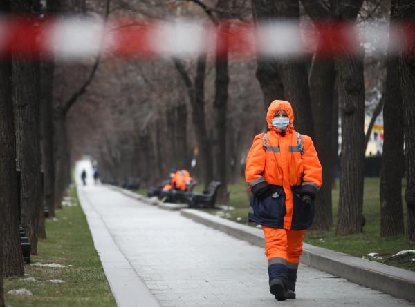 Куда можно и куда нельзя ходить в Москве и чем грозит нарушение?