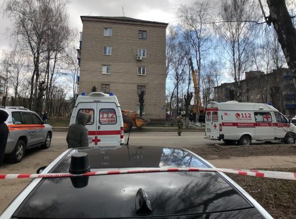 Число жертв взрыва газа в Орехово-Зуеве выросло до двух: возбуждено уголовное дело